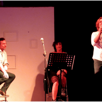Luca Giacomelli Ferrarini e Cristian Ruiz all'Atelier Montez: l'arte di essere veri artisti